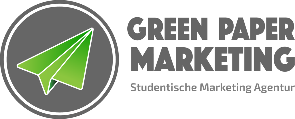 Logo Green Paper Marketing