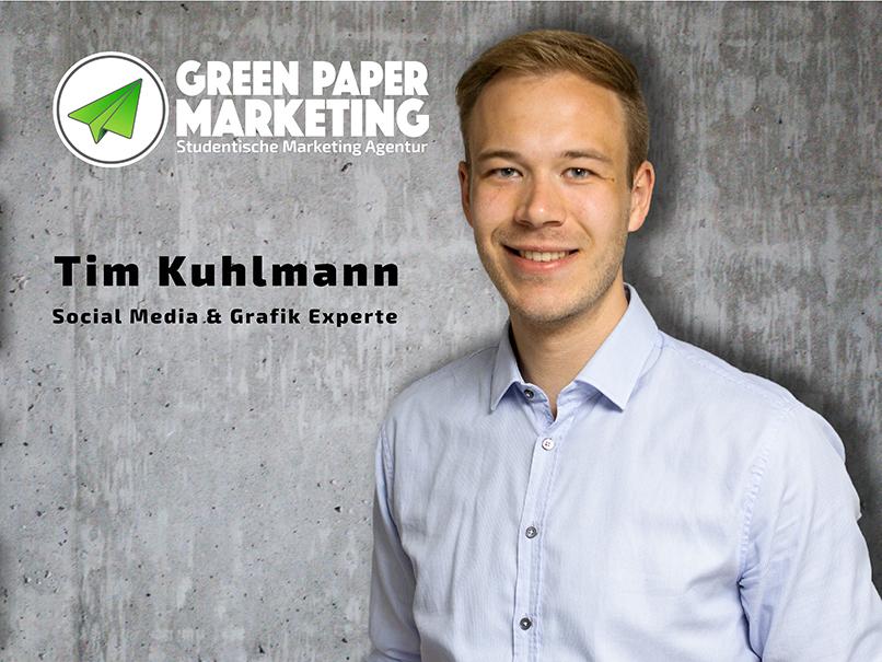 Geschäftsführer Tim Kuhlmann